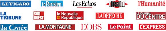 Abonnement Le Figaro Les Echos Le Parisien L'Equipe Le Point L'Express avec le BOUQUET INFO d'ePresse.fr